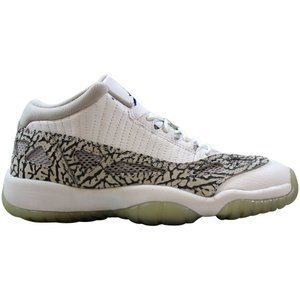 Kid's Air Jordan 11 Retro Low White 768873-102